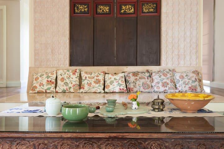 豪华两居室别墅套房 - Tambon San Sai Noi - Villa