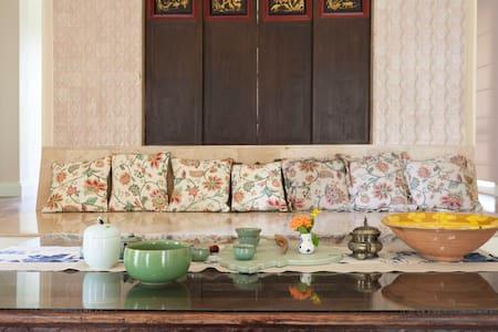 豪华两居室别墅套房 - Tambon San Sai Noi