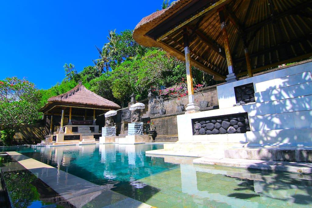 Your Own Private Pool Villa