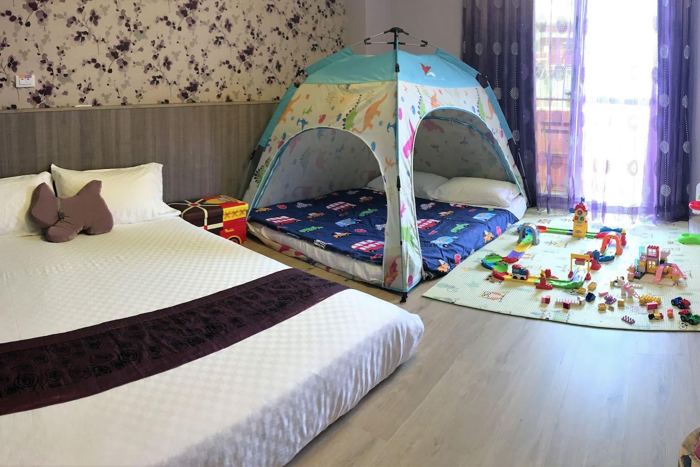 Mi Casa BNB-family room,near Taitung train station