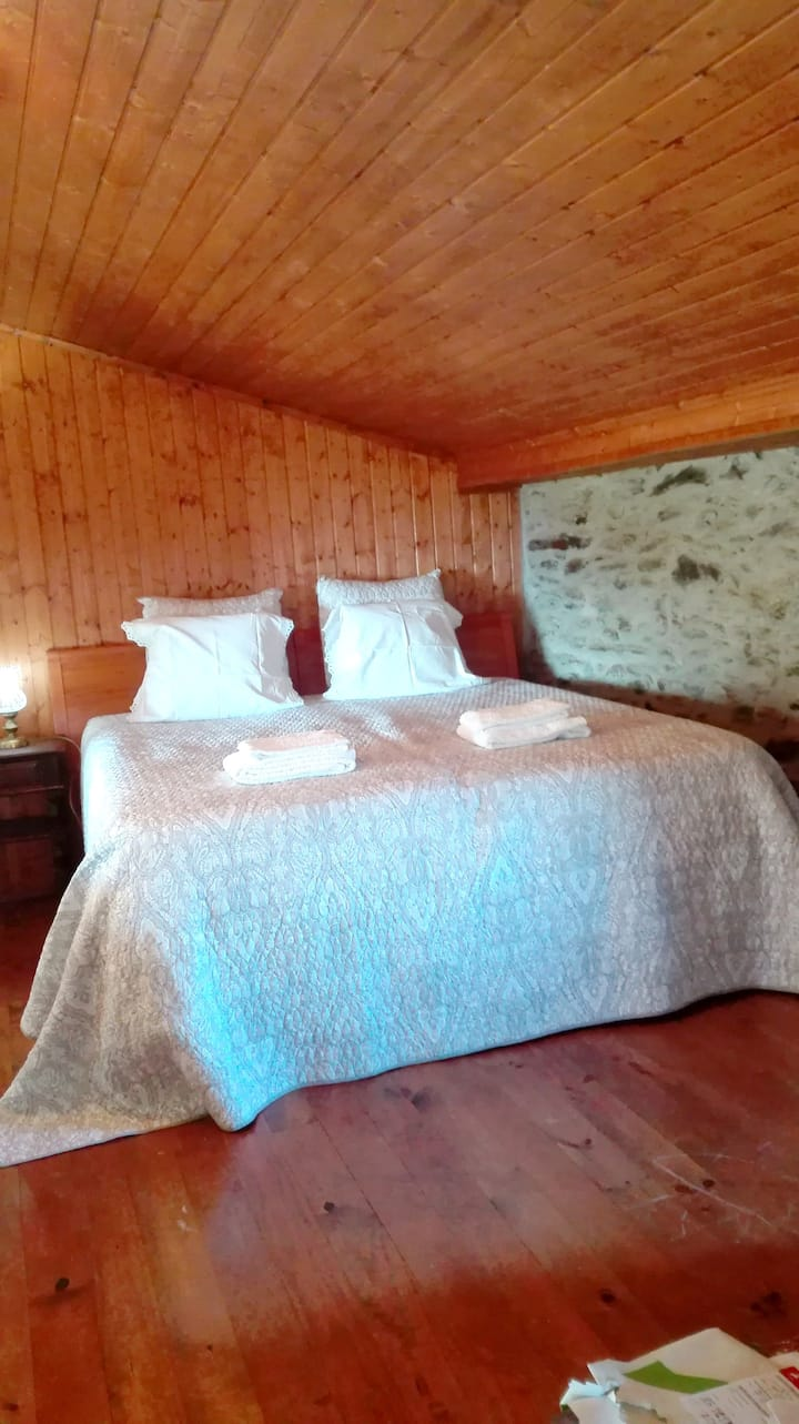 House with 2 bedrooms in Peso da Régua, with wonderful mountain view, enclosed garden and WiFi