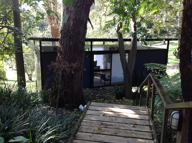 Luxury Private Treehouse - Nth Syd - Greenwich - Casa en un árbol