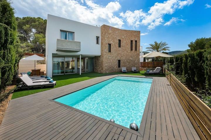 Villa Es Cavallet - Monte Cristo Area, Ibiza