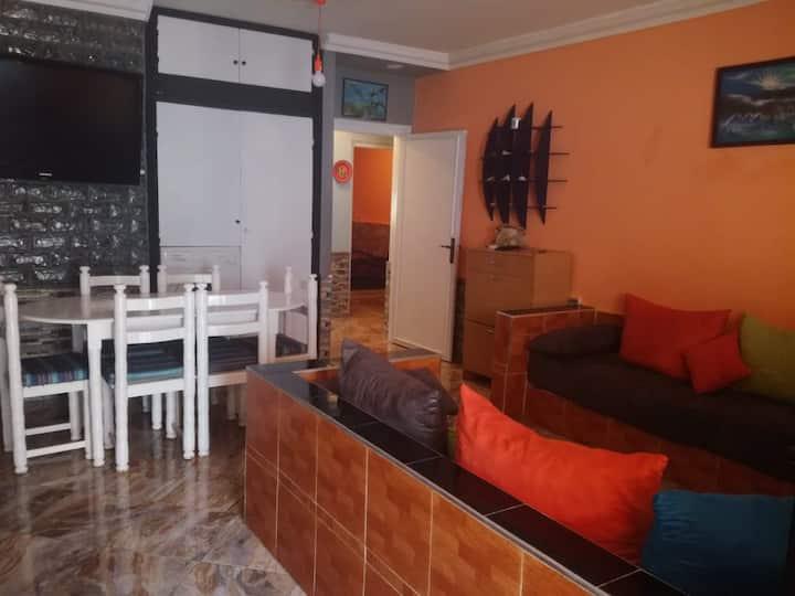 Joli appartement de Vacances à Imi Ouaddar