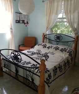 BENTANJIA B&B(Sunrise Guest Room) - Paynes Bay - Szoba reggelivel