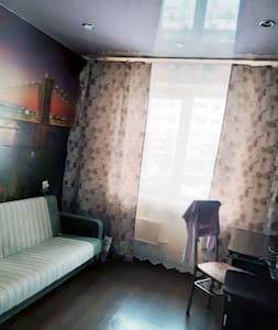 Светлая 2х комнатная Квартира