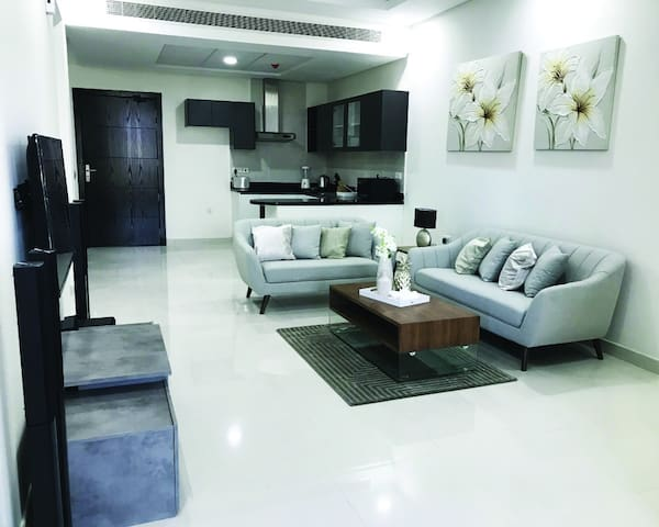 Modern  2 bedroom apartment in Seef district