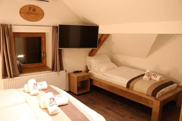 Superior Triple Room in Zreče