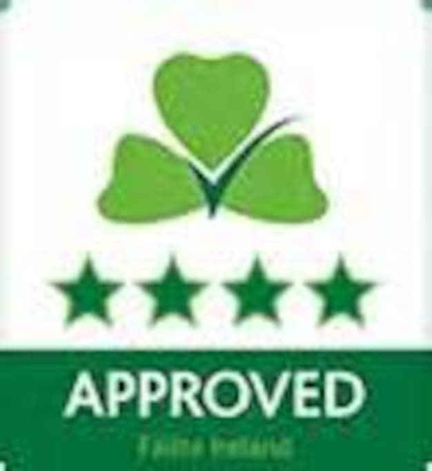 Failte Approved 4* Self Catering Accommodation