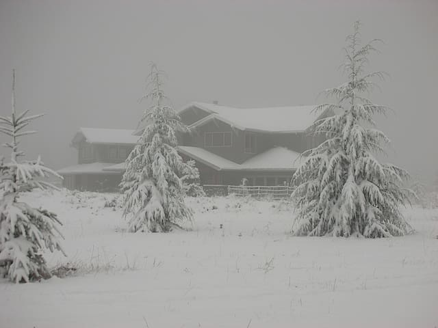 Cascadia Custom Mountain Home - Washougal - บ้าน