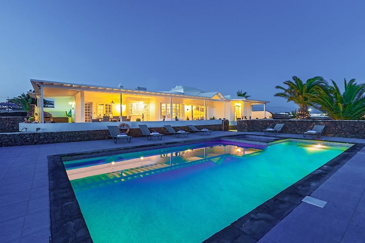 Las Palmitas Villa, Pool&Childs Pool, Hot Tub