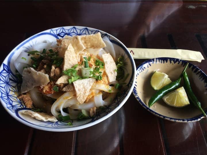 Mi Quang - Quang Noodle Soup