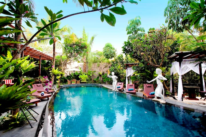 Long Stay Promo Cozy Room in Canggu