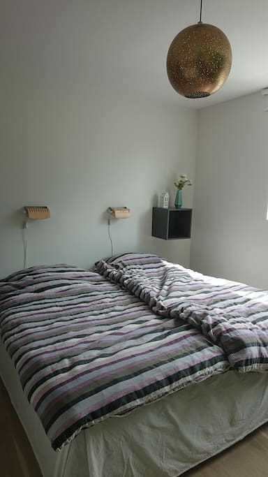 Soverom 1 - 1 etasje, king-size seng