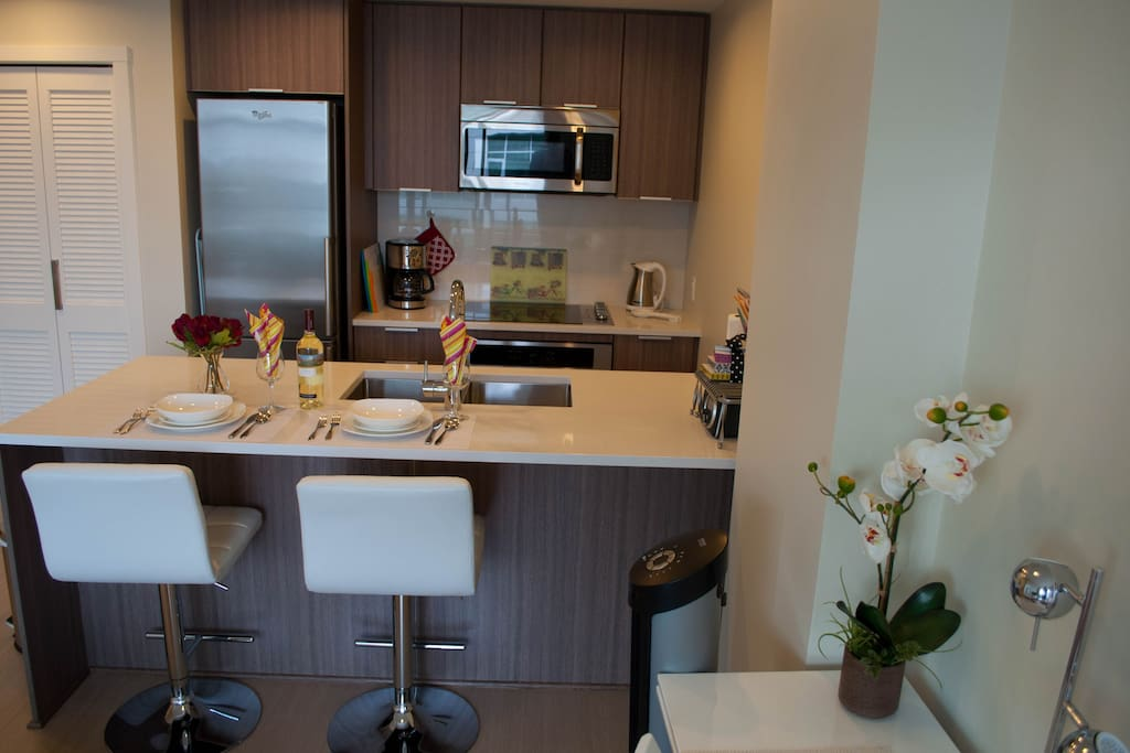 pictures of kitchen floors of the city brand new condo condominiums for rent 4212