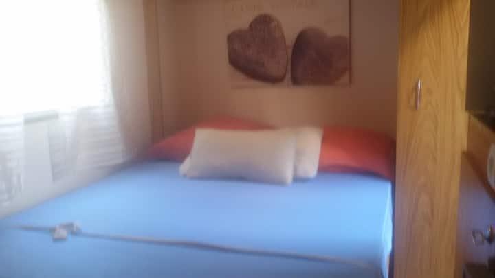 À louer caravane 2 à 3 couchages toute équipée