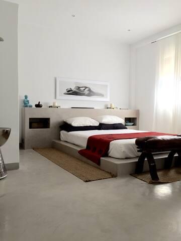 Bungalow de diseño con piscina - Cala Blanca - Huis