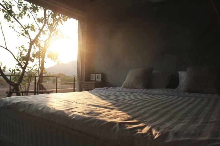 MOUNTAIN SIDE 1 - kaeng krachan - Bed & Breakfast