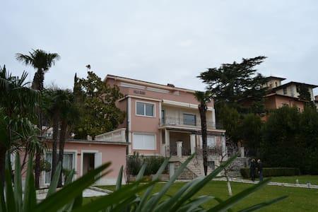Апартамент в Вилле с парком на море - Опатия
