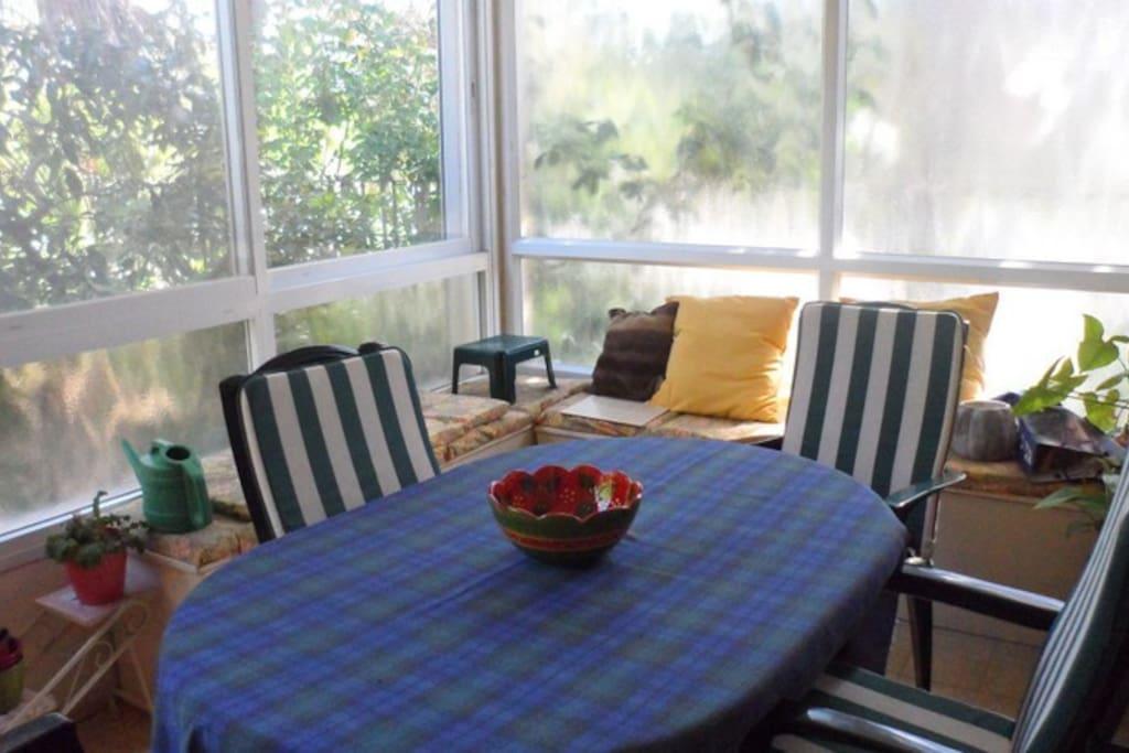 my merpeset(verandah)