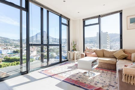 City Penthouse in Central Cape Town - Cape Town - Byt
