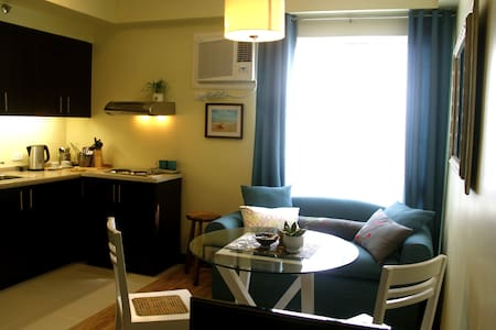 Furnished Studio Apt in the South - Muntinlupa City