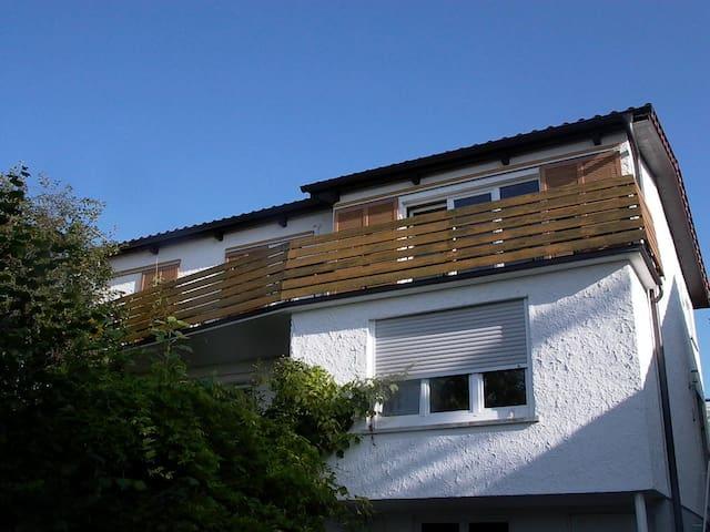 Room with balkony/garden in a comun - Elchingen
