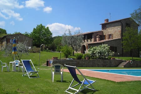 Agriturismo Casagrande- LA QUERCIA - Montepulciano