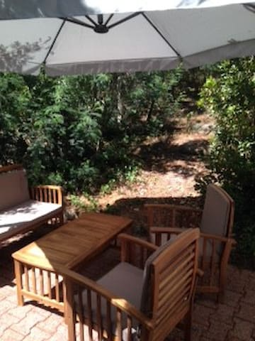 APPARTEMENT TERRASSE PIRAILLAN - LEGE CAP FERRET PIRAILLAN - Apartmen