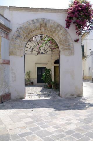 Miniappartamento del '700 - Nardò - Loft