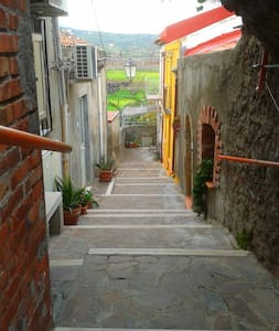 Casa singola a 5 minuti dal mare - Torregrotta