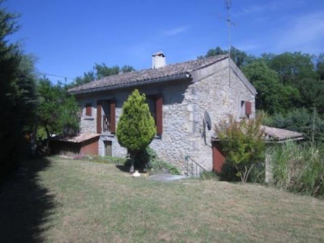 Maison gorges de l'Ardèche Aigueze - Aiguèze - Ház