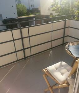 cozy 3beds room with balcony - Weinstadt