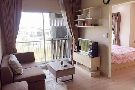 Navy Place, Bangkok, Pravet (Fully Furnished) - Bangkok - Apartemen berlayanan