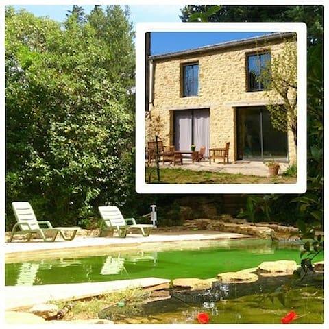 L'Enclos des Glycines - Vers-Pont-du-Gard - Apartment
