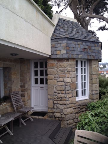 Schönes Apartment am Meer - Saint-Nic