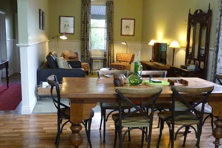 A quirky country retreat in town - Mansfield - Ev
