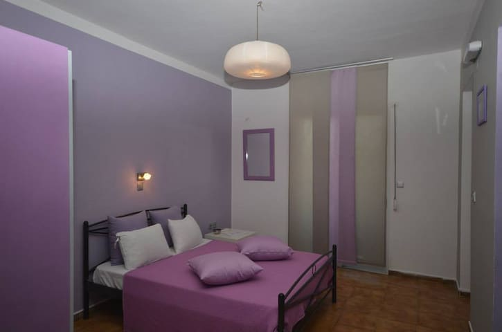 Karmik Hotel  Camera doppia x 4 p. - Afantou - Bed & Breakfast