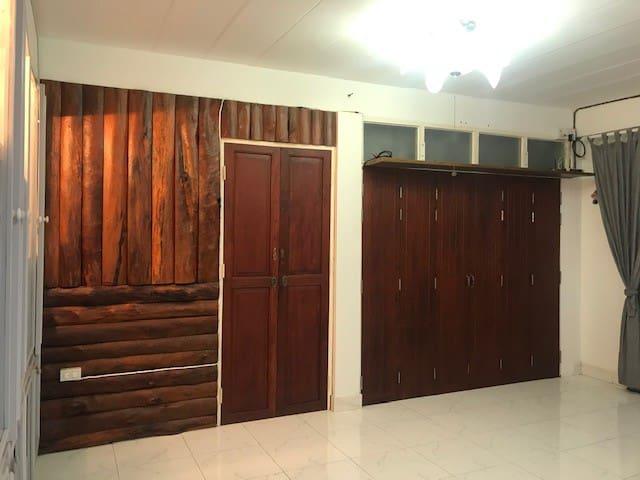 A main door of Bed room.