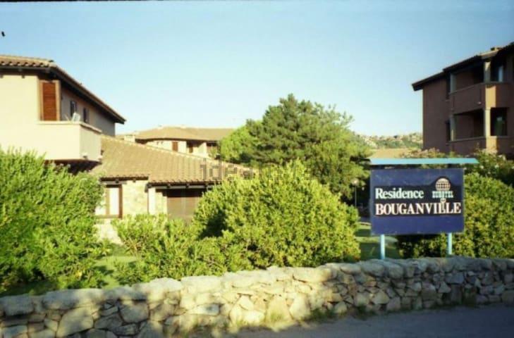 l'ingresso del residence
