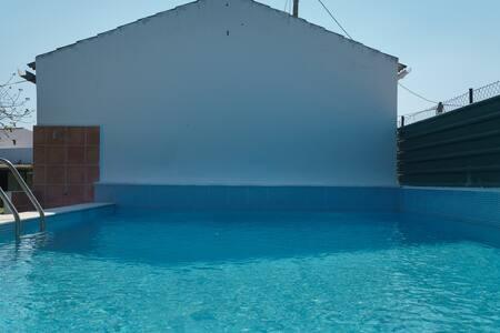 Sabi Blue Apartment, Olhao, Algarve - Moncarapacho - Apartment