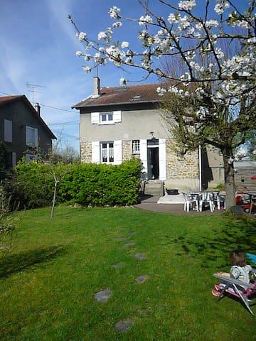maison proche forêt et gare direct pour Paris - Dammarie-les-Lys - House
