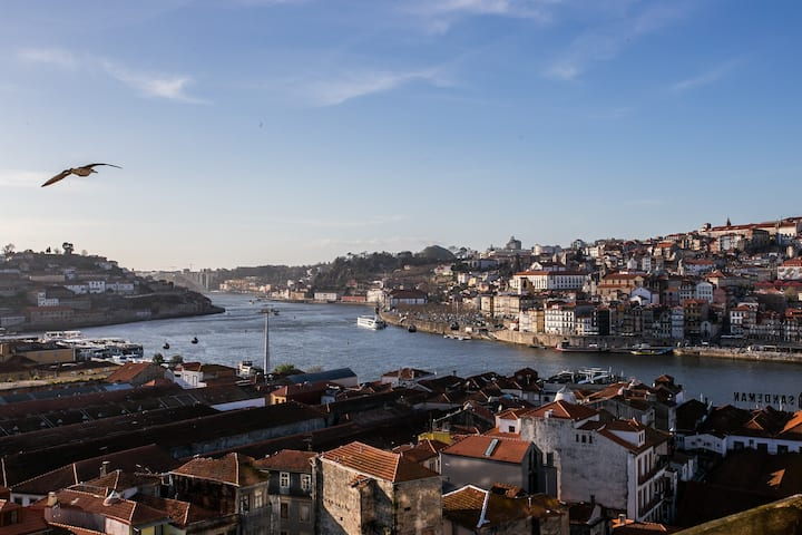 Porto Postcard View - Parking space included