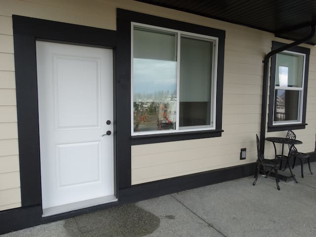 Beautiful studio suite - Nanaimo - Huis