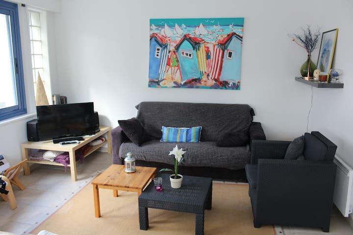 Appartement-maison idéalement placé à découvrir - Saint-Quay-Portrieux - Departamento