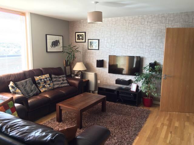 Modern bright and spacious - Dublin - Leilighet