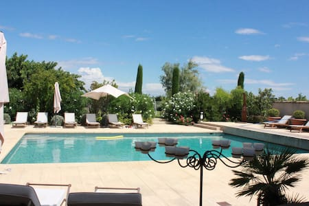 Luxury Property in Provence South of France - Paradou