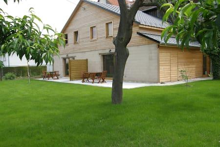 maison de 8 à 12 personnes - Bolsenheim