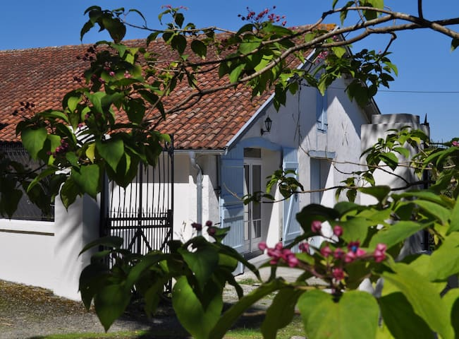 Charming 2 Bedroom Gîte, sleeps 4/6 - Pouillon - House