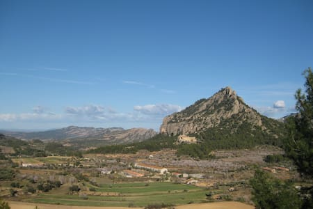 Amazing house w/ views to Els Ports - Horta de Sant Joan - B&B/民宿/ペンション